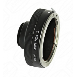 Coupleur C/monture Nikon